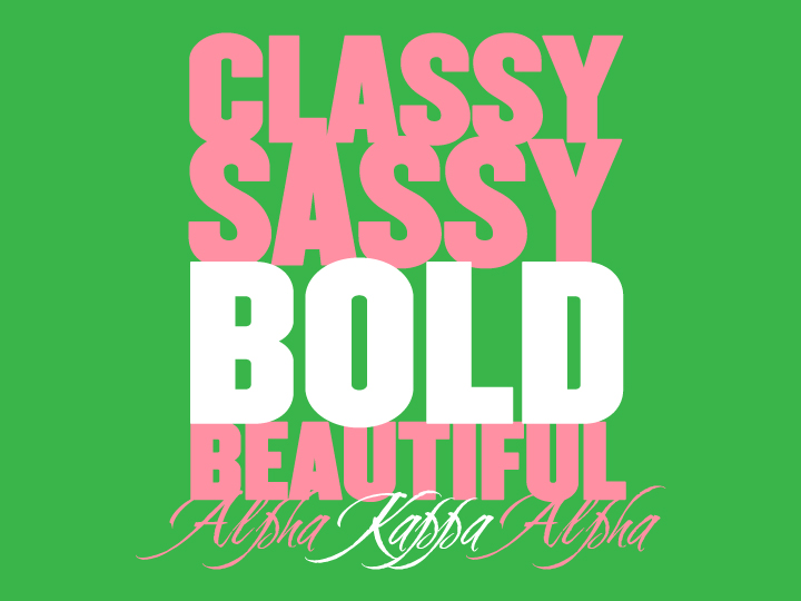 Alpha Kappa Alpha Ivy Greek allure » product categories » alpha ...